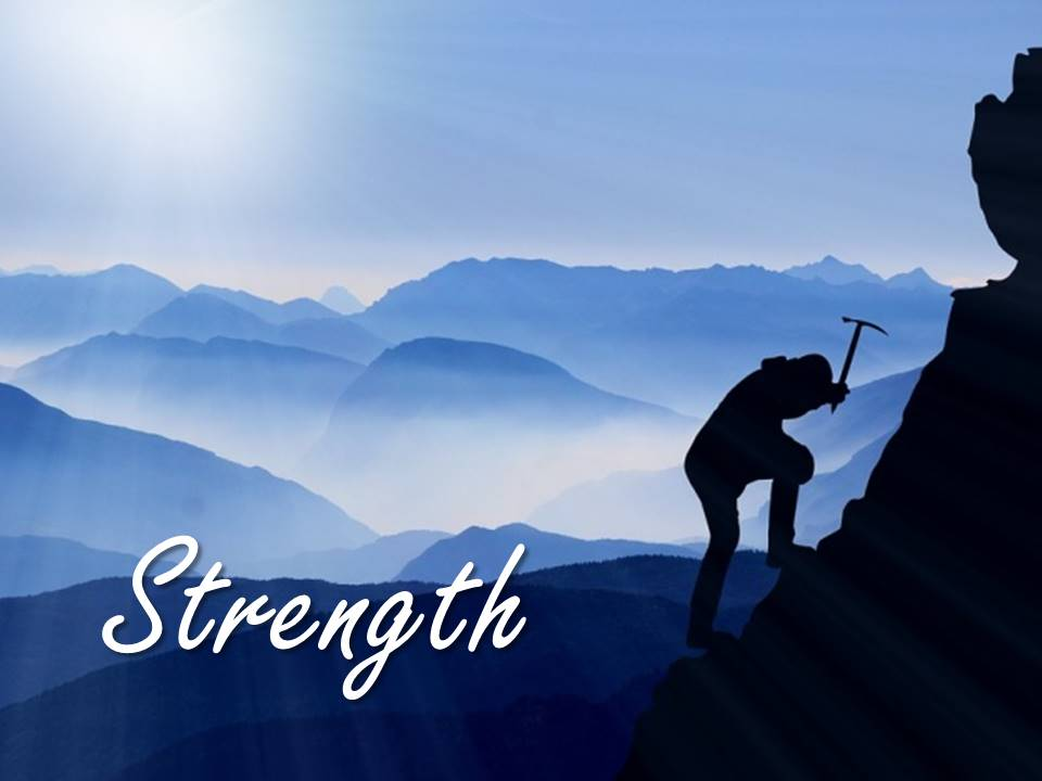 Encouraging Scriptures on Strength