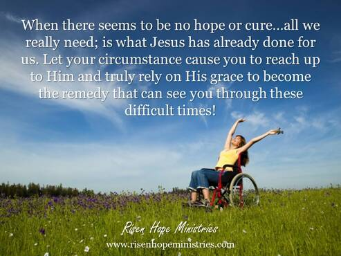 Risen Hope Ministries | Free Graphic Quotes