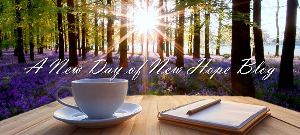 A New Day of New Hope Blog with Diane K Hiltz Chamberlain